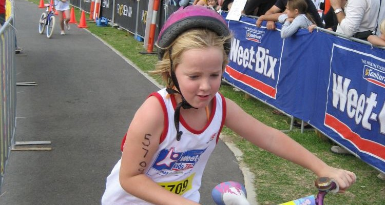 Weet-Bix kids TRY-athlon